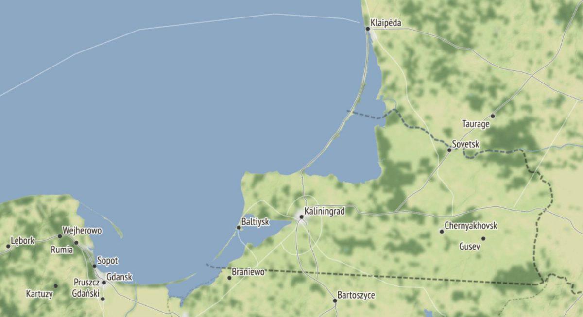 Katastrofområdet Kaliningradskaja oblast