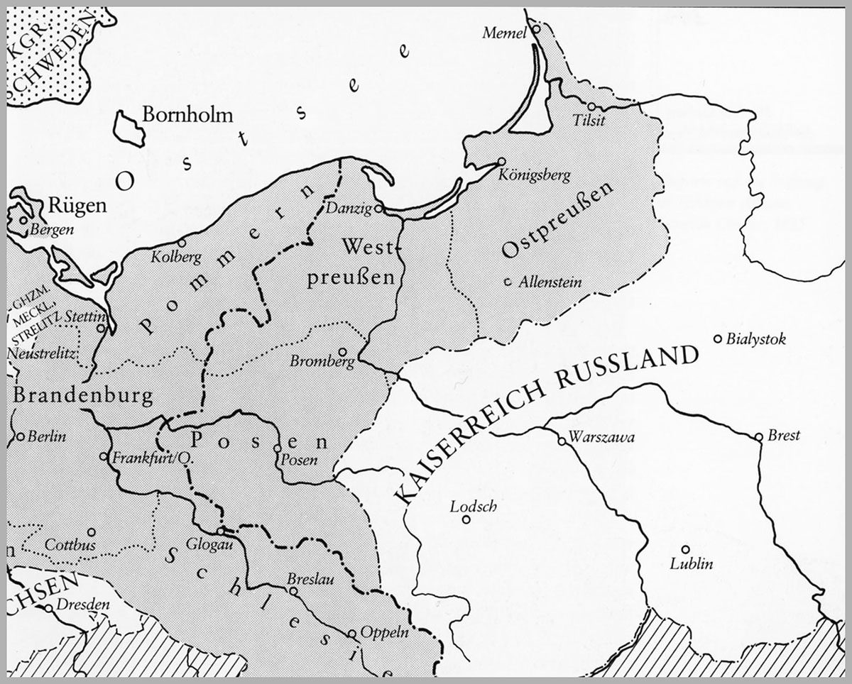 Östersjöns sydöstra hörn – vad döljer sig där?