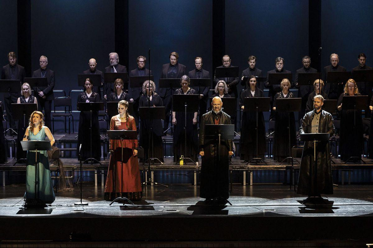 """""""Fritiof"""" som opera – då och nu"""