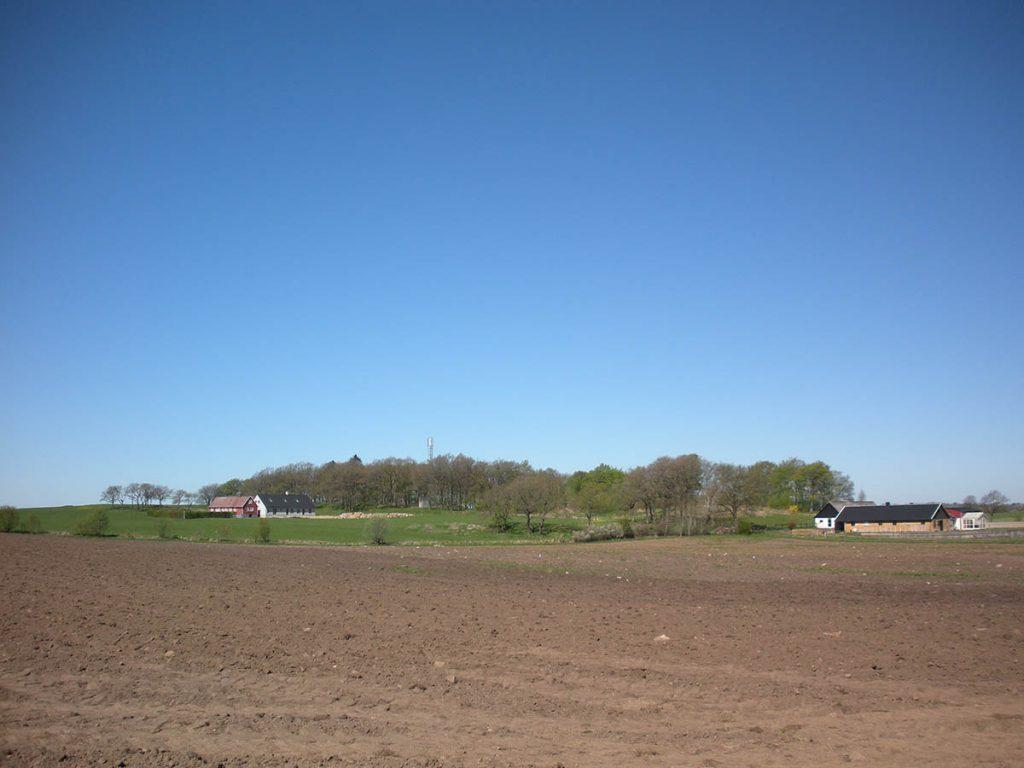 Granngårdar på avstånd 2, vy från BN Svenstad.