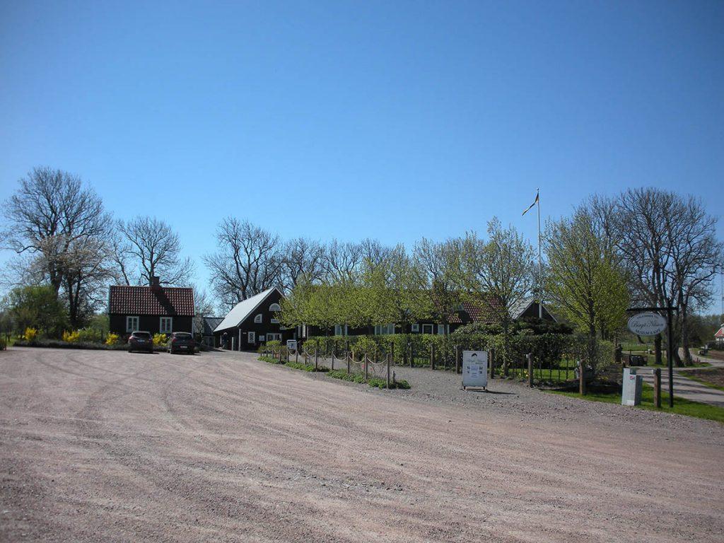 Infart 1. Birgit Nilssons museum (Svenstad).