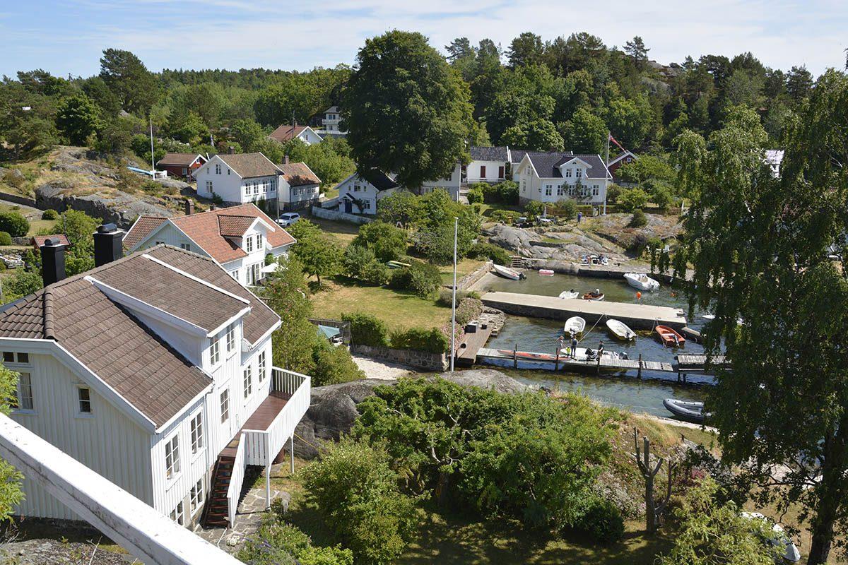 Wagnerturism till norska Sørlandets Tvedestrand?