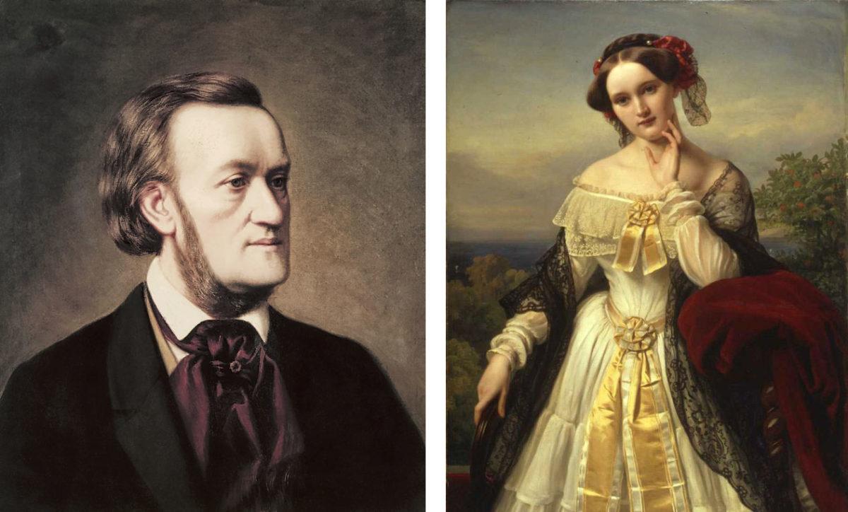 En kærlighedshistorie – Wagner og Mathilde Wesendonk