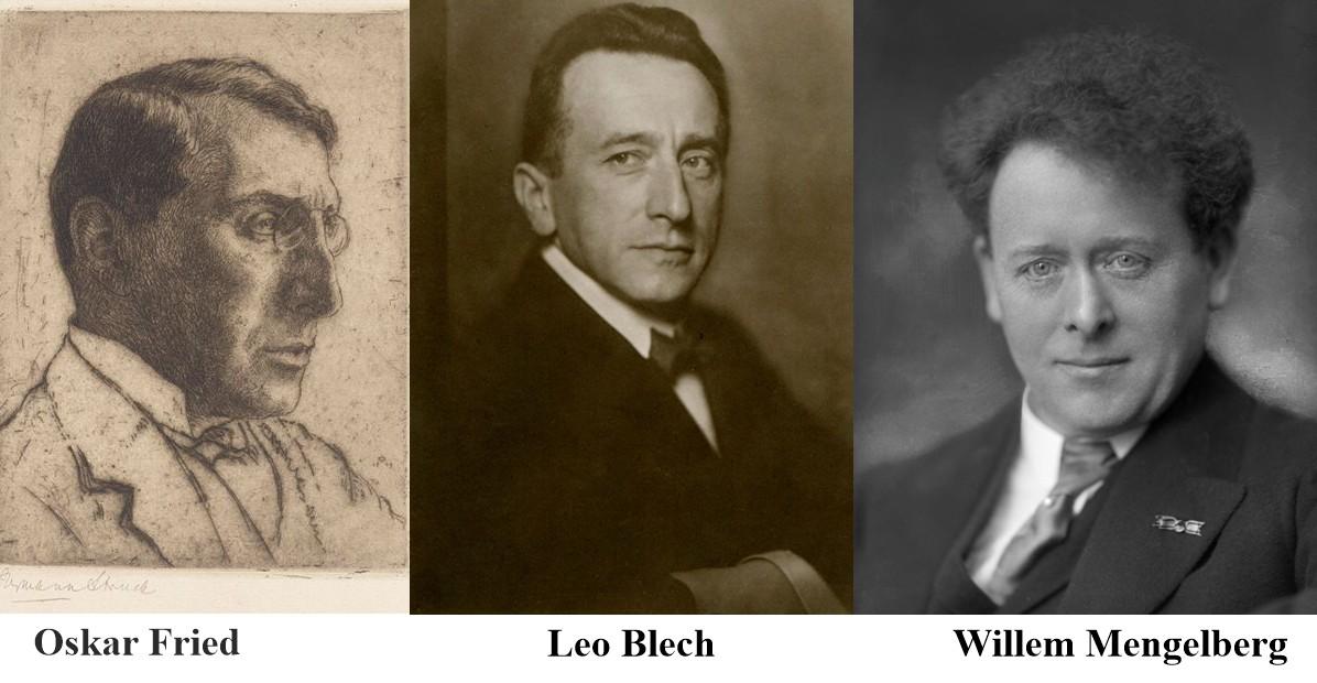1871 års män – Mahlerpionjärer på skiva